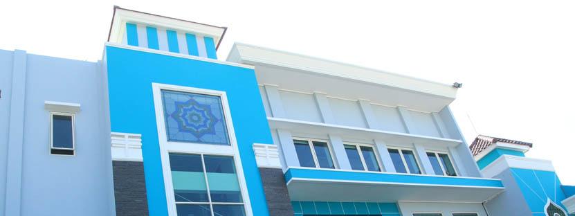 Kantor Pusat Yayasan Nurul Hayat Surabaya