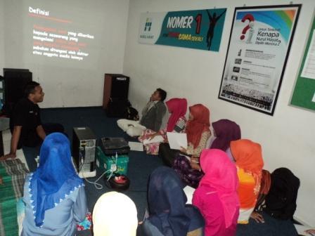 Pelatihan P3K GENPRES Semarang