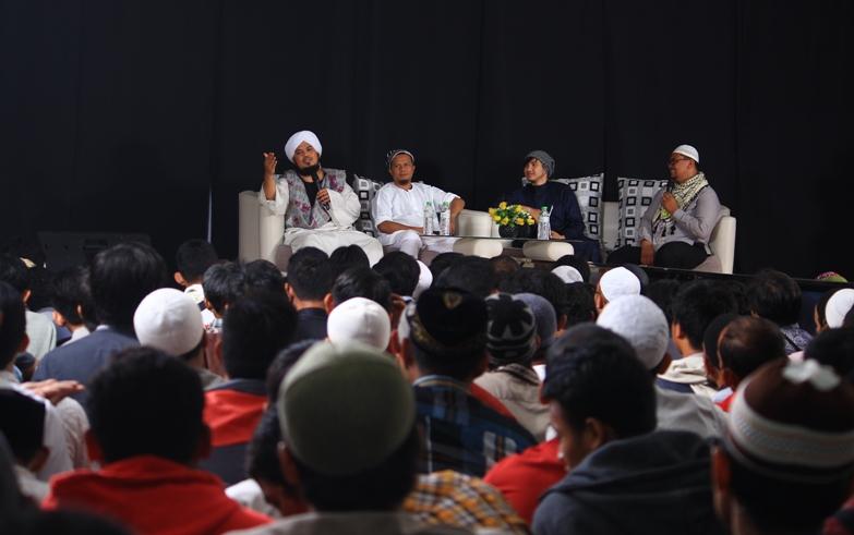 Kisah Hijrah Anak Band