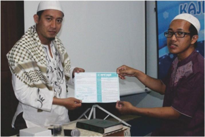 Nh Jogja Launching Buletin dan Radio Online