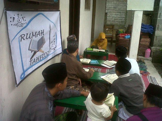 Yayasan Nurul Hayat Rumah Tahfidz