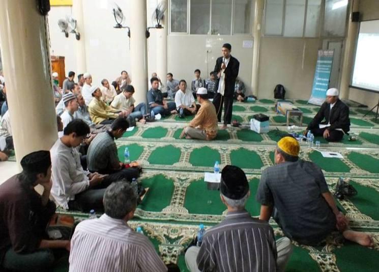 Training Ruqyah Syar'iyyah NH Semarang