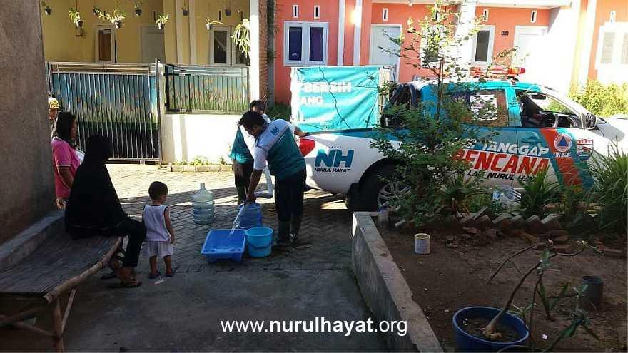 Air Untuk Kemanusiaan Warga Kota Malang