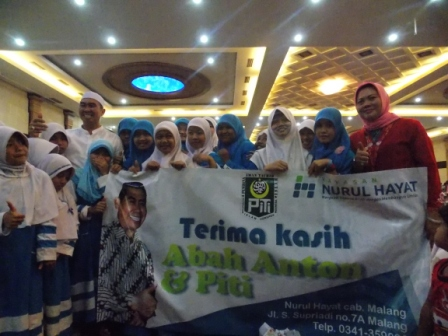 Menyambut Ramadhan bersama Abah Anton, Walikota Malang
