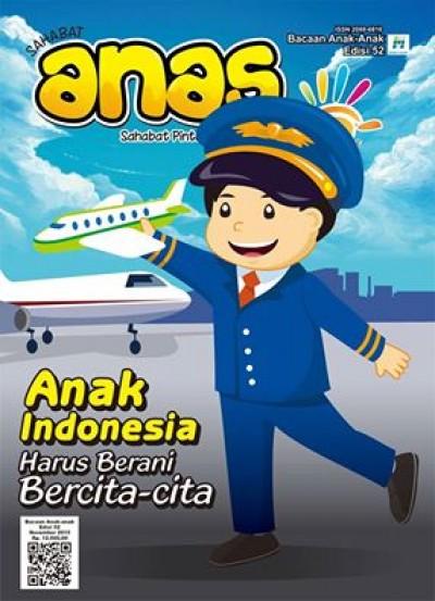 Majalah ANAS Edisi November