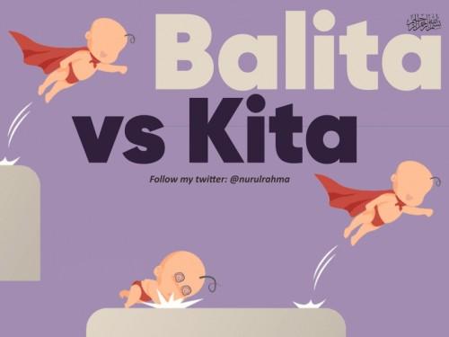Balita versus Kita