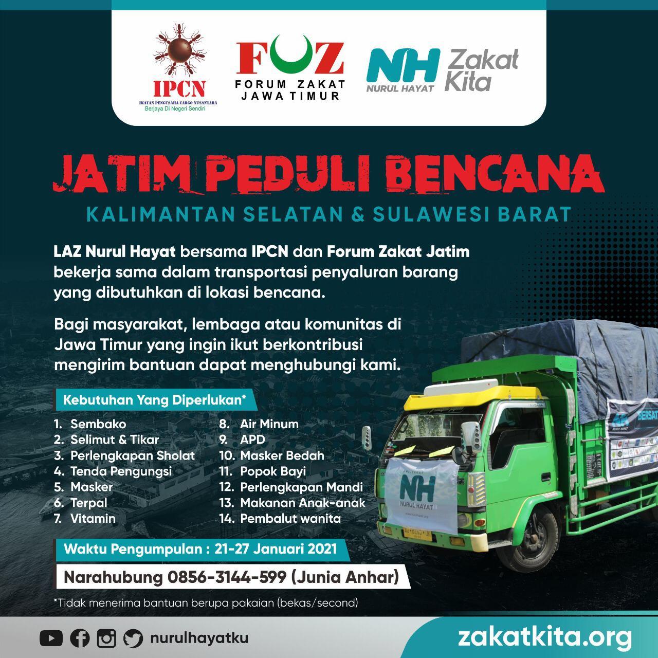 BENCANA INDONESIA