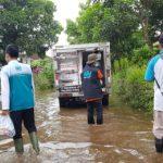 Respon Darurat Banjir Tempurejo di Jember