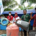 Tim SIGAB Nurul Hayat Bantu Penyintas Gempa Majene