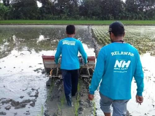 Edukasi untuk Pemberdayaan Petani Binaan Nurul Hayat