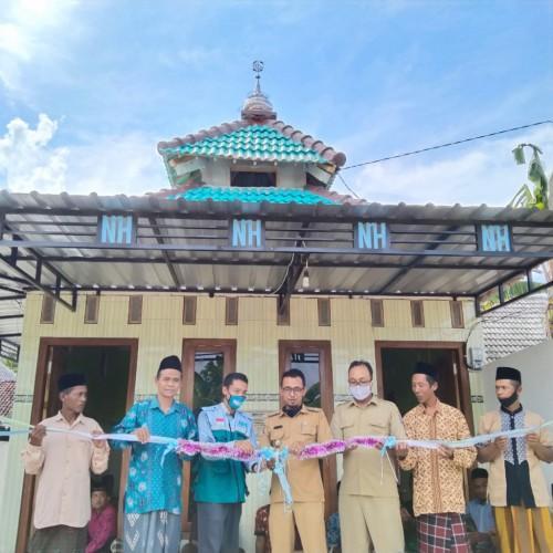 Tim Zakat Kita Resmikan Mushola Sirodjul Huda di Semarang
