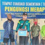 Merapi Memanggil Relawan untuk Bersiaga Erupsi Gunung Merapi