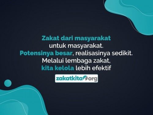 Raksasa Potensi Dana Zakat di Indonesia