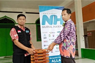 Sarpras untuk TPQ Sampangan dan Sondakan