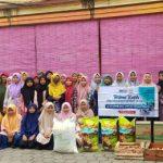 Sembako 1,5 Milyar untuk Santri Sehat Indonesia Kuat