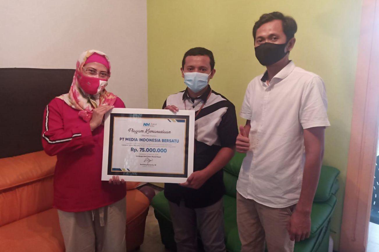 Billboard Indonesia Satu Advertising Donasi 75 juta, Berikan Free Billboard untuk Misi Kemanusiaan