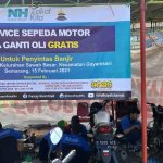 Bengkel Gratis untuk Penyintas Banjir Semarang