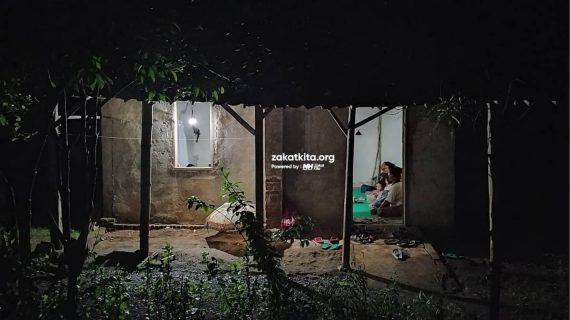 Peletakan Batu Pertama, Pembangunan Mushola Nurul Falah