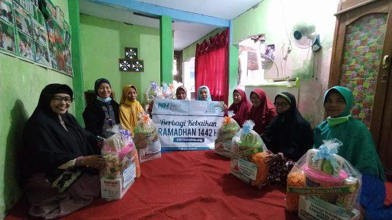 Parcel Untuk Para Pejuang Qur'an dan Bunda Yatim