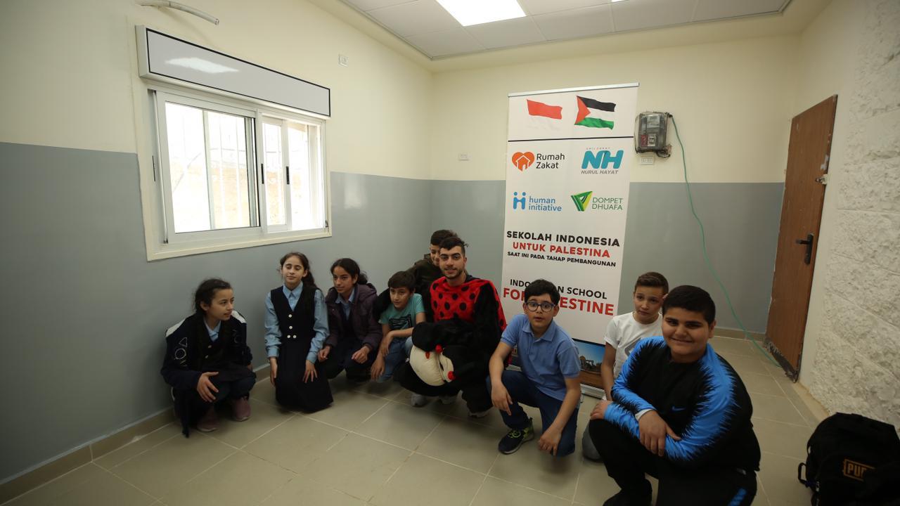 Konsorsium Sekolah Indonesia di Palestina