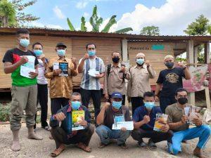 anggota program ternak desa sejahtera
