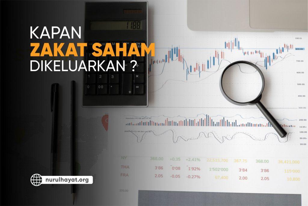 Cara menghitung zakat saham
